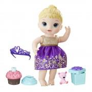 HASBRO lėlytė Baby Alive Cupcake Birthday Baby