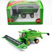 SIKU kombainas Harvester John Deere 9680i