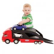 LITTLE TIKES autovežis su mašinėlėmis