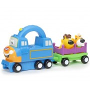 LITTLE TIKES traukinukas su žvėreliais