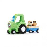LITTLE TIKES ūkininko traktorius su žvėreliais