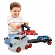 LITTLE TIKES mašinėlių autovežis