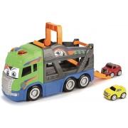 Autovežis su mašinėlėmis SCANIA