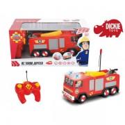 Vaikiška gaisrinė mašina valdoma radijo bangomis