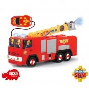 Su pultu valdoma gaisrininko SAM gaisrinė mašina HERO JUPITER