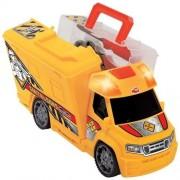 Mažojo mechaniko automobilis-lagaminėlis su įrankiais
