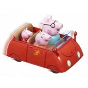 PEPPA PIG automobiliukas su šeimynėle