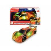 Vaikiškas sportinis automobilis su garso ir šviesos efektais