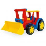 WADER traktorius su kaušu