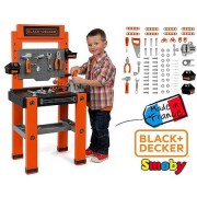 SMOBY darbastalis Black and Decker