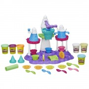 PLAY-DOH plastilino rinkinys Ice Cream Castle
