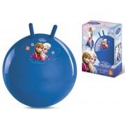 MONDO kamuolys šokliukas su pasilaikymo rankena Frozen