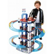 KLEIN vaikiškas 5 aukštų garažas Bosch Service