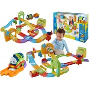 FISHER PRICE traukinukų trasa My First Thomas & Friends™ Railway Pals™