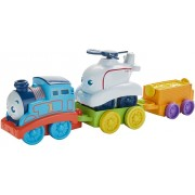 THOMAS and FRIENDS traukinukas Roll and Spin Rescue Train