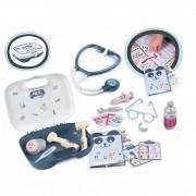 SMOBY vaikiškas gydytojo lagaminas su priedais