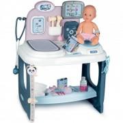 SMOBY medicinos priežiūros stalelis su priedais