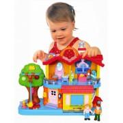 Vaiko pirmasis muzikinis namelis DUMEL