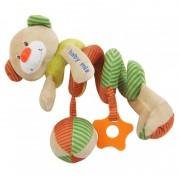 Pakabinamas žaislas - spiralė  Meškutis