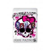 Apklotas-lovatiesė Monster High 160 x 200 cm.