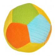 BABY ONO minkštas pliušinis kamuoliukas-barškutis