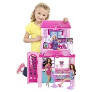 BARBIE namas Glam Vocation House