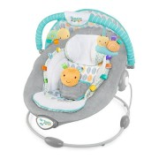 BRIGHT STARTS TaGgies gultukas Soft n' Snug Bouncer
