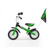 MILLY MALLY balansinis dviratukas Dragon Deluxe (Green)