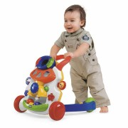 CHICCO stumdukas Baby Steps Activity Walker