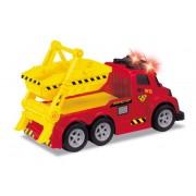 DICKIE statybinių atliekų išvežimo mašina