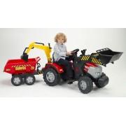FALK traktorius McCormick su priekaba ir kaušu 3-7m 1030W