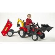 FALK traktorius Ranch Trac su priekaba ir kaušu 3-7m 2081Z