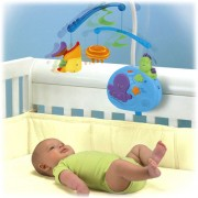 FISHER PRICE karuselė Ocean Wonders
