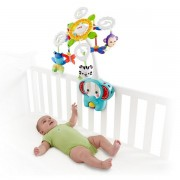 FISHER PRICE karuselė Deluxe Crib/cot to Floor Mobile