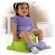 FISHER PRICE naktipuodis Froggy Potty Seat
