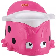 FISHER PRICE naktipuodis Ladybug Potty