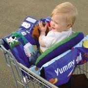 INFANTINO lavinamasis apsipirkimų kilimėlis 2 in 1
