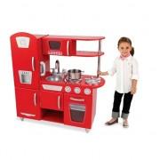 KIDKRAFT medinė virtuvėlė Vintage Red