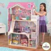 KIDKRAFT medinis lėlių namas Annabelle