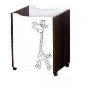 KLUPS žaislų dėžė Žirafa