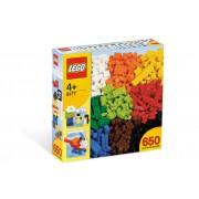 LEGO kaladėlių rinkinys 650 el.