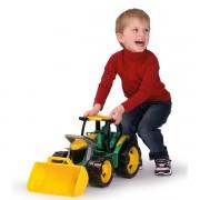 LENA didelis traktorius su kaušu