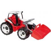 LENA didelis traktorius su kaušu (Red)