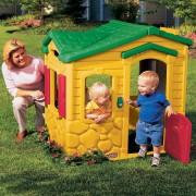 LITTLE TIKES lauko žaidimų namelis