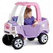 LITTLE TIKES mašinėlė paspirtukas Cozy Truck Girl
