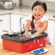 LITTLE TIKES mini virtuvytė Splish Splash Sink and Stove™