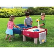 LITTLE TIKES smėlio ir vandens žaidimų stalas 2in1