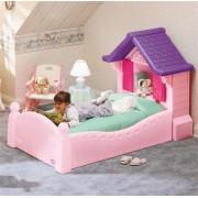 LITTLE TIKES vaikiška lova Mažoji princėsė