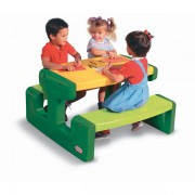 LITTLE TIKES vaikiškas stalas XXL