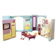 MATTEL Barbie namas